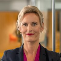 Susanna Schneeberger, Member of the Executive Board of KION GROUP AG Chief Digital Officer