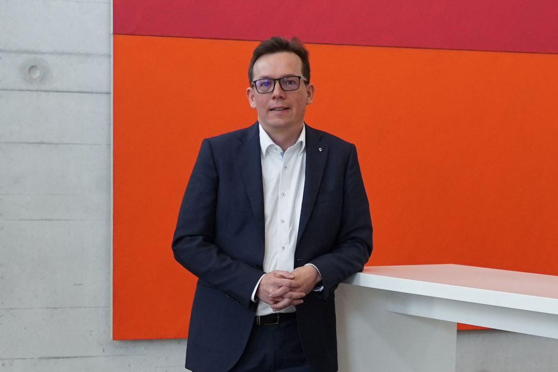 Ulrich Faisst, Digital Transformation Officer bei Trumpf