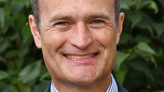 Bernd Landes, CDO Zeppelin Baumaschinen