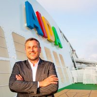 Alexander Ewig, SVP Marketing Aida Cruises