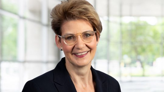 Andrea Bruckner, CDO von BDO