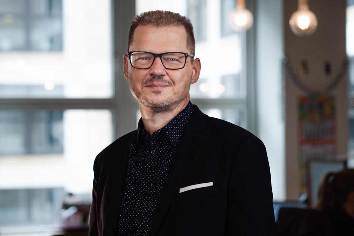Stephan Turm, CDO der Funke Mediengruppe