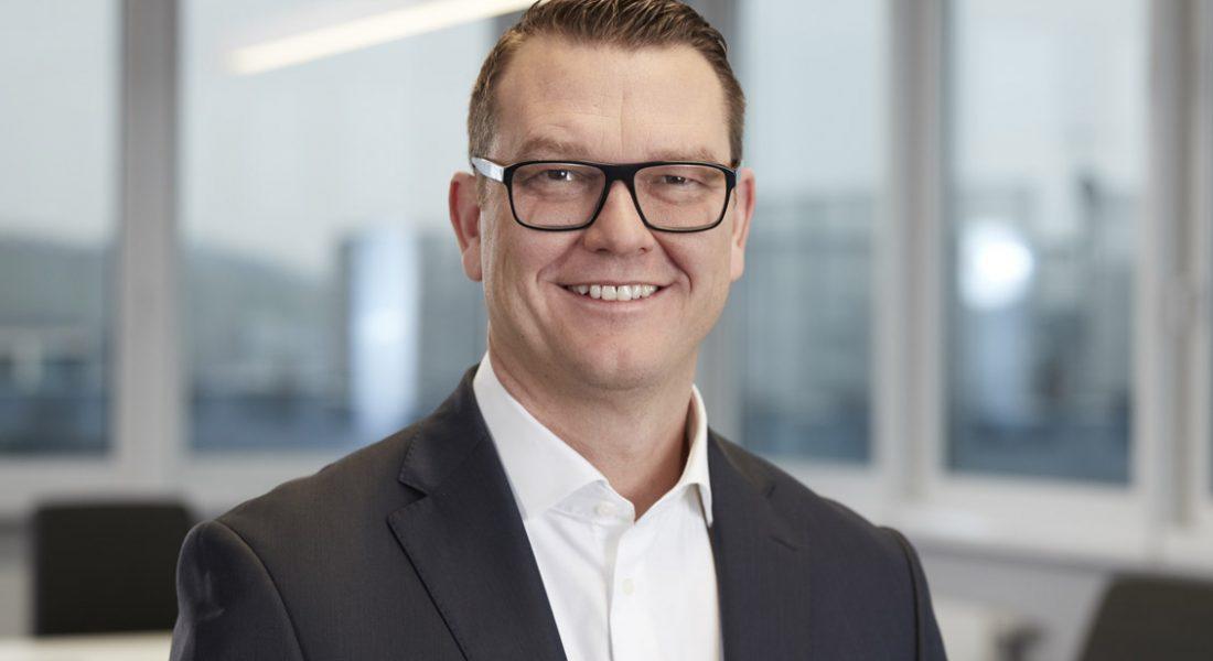 Heiko Hegwein, Vorstand Digital bei der TAKKT AG