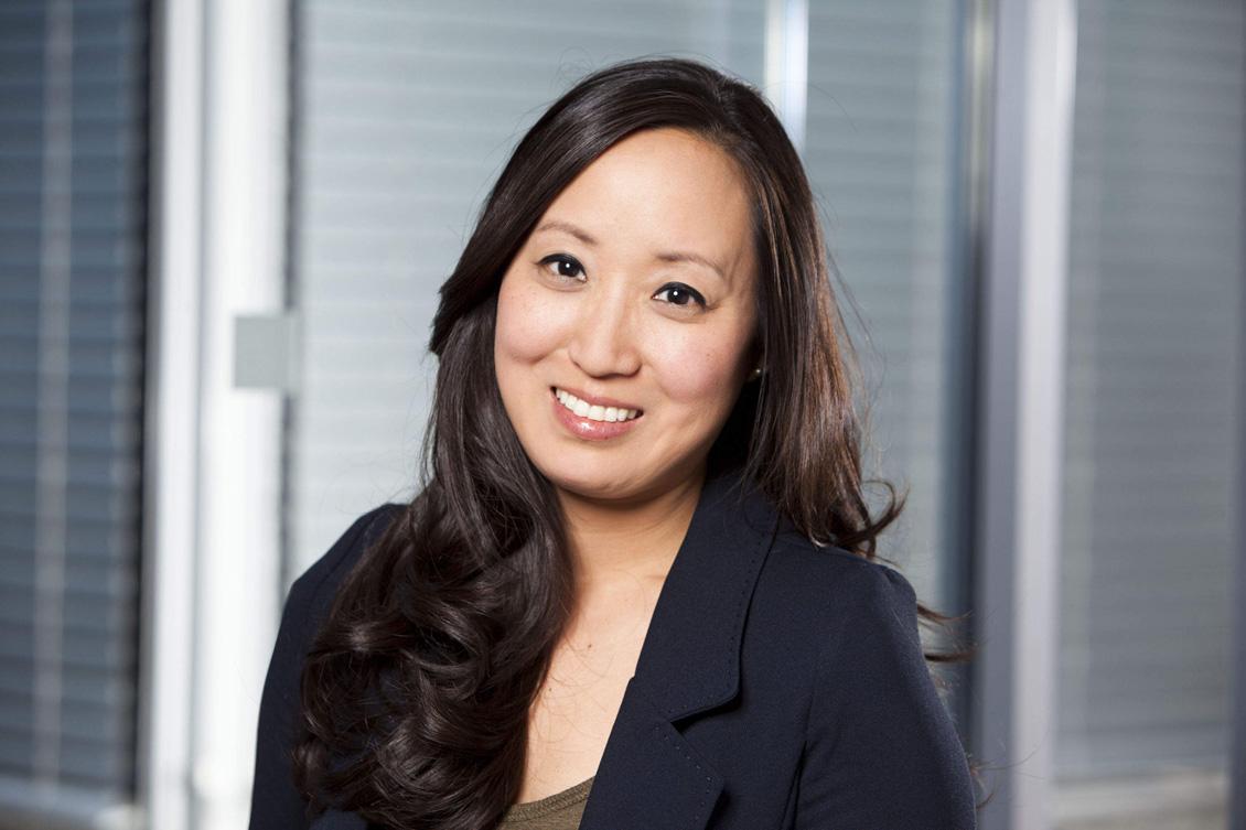 Eun-Kyung Park, zuletzt Chief Digital Officer Entertainment bei ProSieben.Sat1