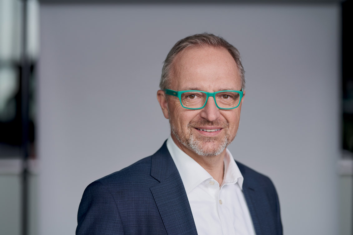 Markus Sontheimer, Vorstand Digitalisierung bei DB Schenker