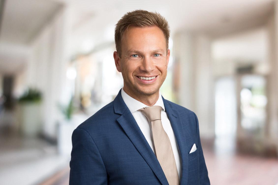 Marcus Fienhold, neuer CDO von Interhyp