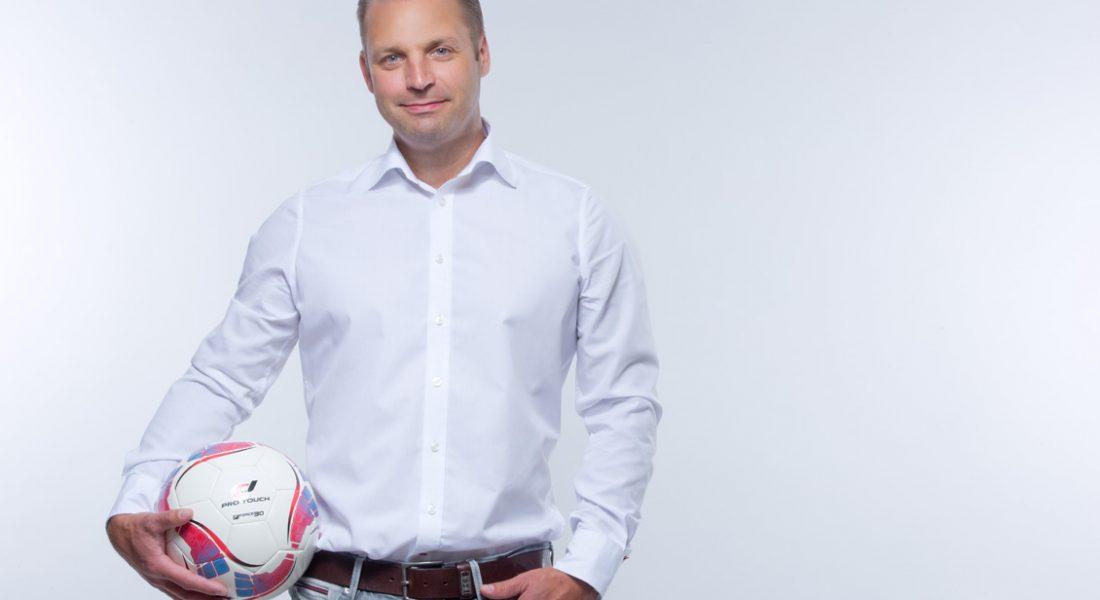 Carsten Schmitz, CDO von Intersport