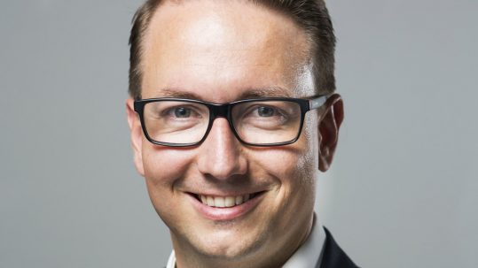 Wilhelm K. Weber, Vice President Global Revenue and Digital Strategy von Kempinski