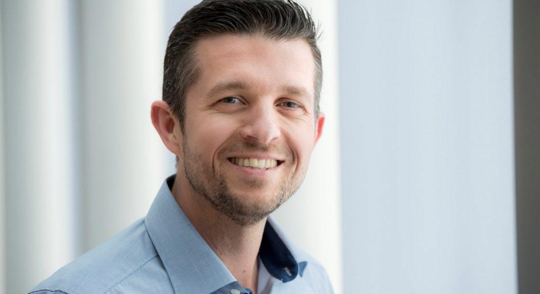 Axel Berger, CDO von Thyssenkrupp Materials Services