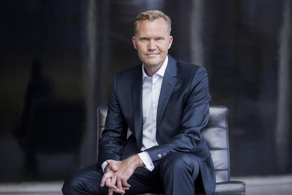 Mark Klein, CDO von Ergo und Vorsitzender der Vorstands der ERGO Digital Ventures AG