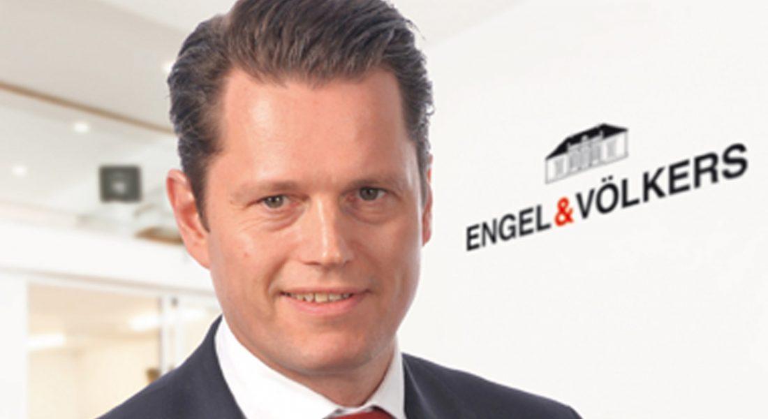 Christian Evers, bislang Chief Digital Officer von Engel & Völkers