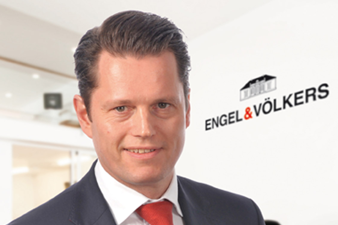 Christian Evers, bislang Chief Digital Officer von Engel & Völkers