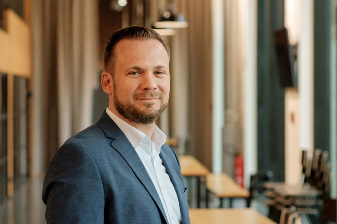 Peter Domma ist Senior Director Digital bei Villeroy & Boch
