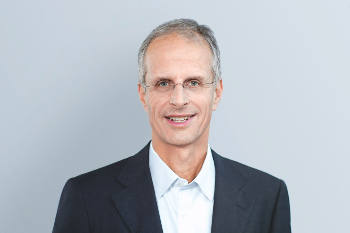 Roland Münch, ehemaliger CEO von Voith Digital Ventures