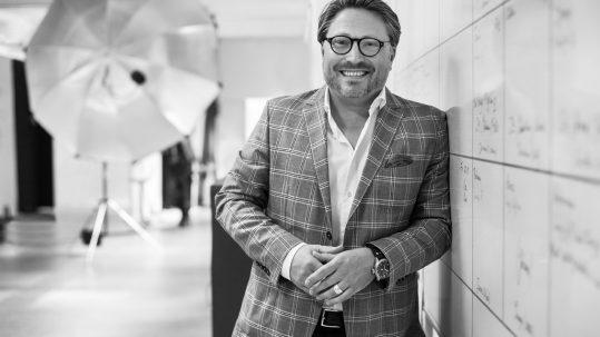 Stefan Wenzel, Noch-Digitalchef von Tom Tailor